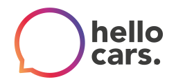 Logo Hello Cars